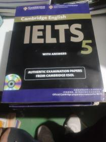 IELTS   5-13合售   无光盘