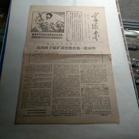 文革小报.环球赤(第二期)