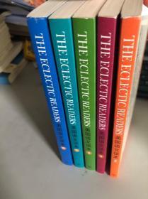 美国语文读本2-6(5册合售)