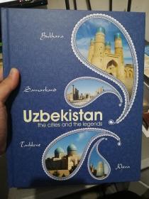乌兹别克斯坦 城市与传奇 uzbekistan  the cities and the legends