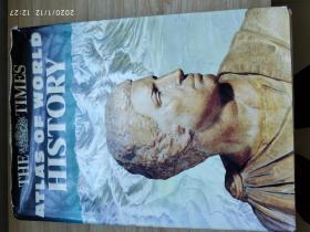 The Times Atlas Of World History 泰晤士世界历史地图集 精装超大开本