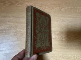 The Last Essays of Elia  兰姆《伊利亚随笔末辑》,精装老版书