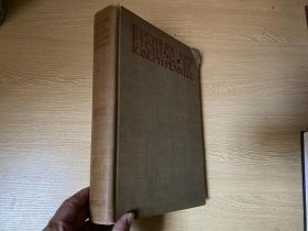 Etchers and Etchings 蚀刻版画家与蚀刻画,布面精装大16开,1936年老版书,重约2公斤
