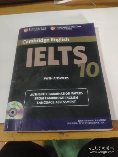 IELTS  10