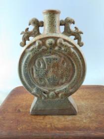 瓷器全部亏本处理当工艺品卖A9126.