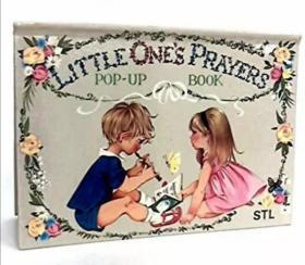 Little Ones Prayers Pop-up Book, No Author Stated,