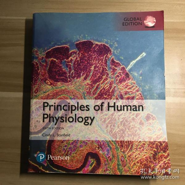 Principles of Human Physiology sixth edition, Globe edition