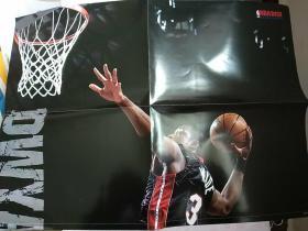 篮球海报(两张可和并一大张)