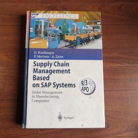 Supply Chain Management Based on SAP Systems:Order Management in Manufacturing Compan