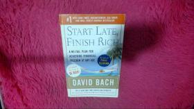 Start Late, Finish Rich[起步晚, 照样致富]