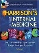哈里森内科学 (英文版)(两册) (第17版)Harrison's Principles of Internal Medicine