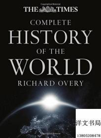 【包邮】The Times Complete History Of The World,2015年出版