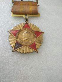 51年徽章,抗美援朝纪念,7.8厘米