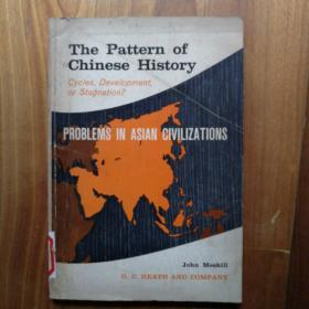 The pattern of chinese history