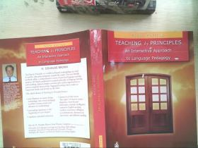 Teaching by Principles:An Interactive Approach to Language Pedagogy (3rd Edition)