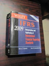 WILEY IFRS 2009:Interpretation And Application Of International Financial Reporting Standards