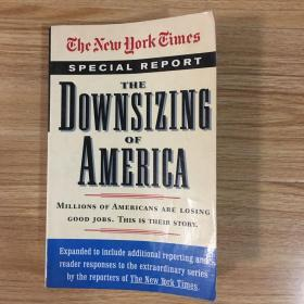 THE DOWNSIZING OF AMERICA