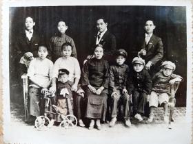 民国家庭照片