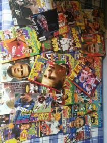 体育书籍 体育杂志66本  当代体育1998年21本,世界杯专辑等