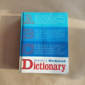 Merriam-Websters School Dictionary(Revised Edition,英文原版)