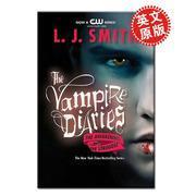 The Vampire Diaries Awakening and the Struggle 英文原版 吸血鬼日记1-2