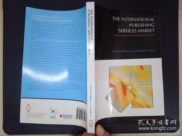 The international publishing services market (C-2-C Project:book 3.3)(详见图)