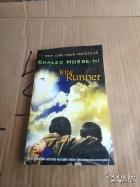The Kite Runner. Movie Tie-In