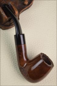 欧美古董收藏品法国烟具配件BAYARD石楠根烟斗包邮赠品美国烟斗