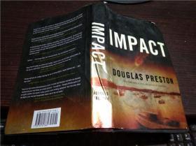 英法德意等原版外文  IMPACT DOUGLAS PRESTON  2009年 小16开硬精装