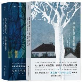白天的房子,夜晚的房子:讲述一座边境小城千年故事的碎片化小说