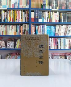 说岳全传(中国古代典籍珍藏文库小说大系.家将系列)