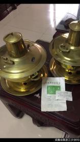 80年代 洛阳铜加工厂生产的 纯铜 火锅  铜火锅