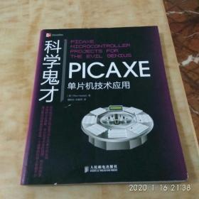 科学鬼才:PICAXE单片机技术应用