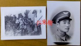 【老照片】1954年,福建南平延平一角、解放军空军(2张)