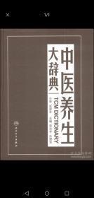 中医养生大辞典