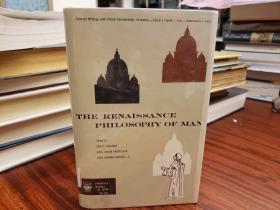 Renaissance Philosophy Of Man: Petrarca, Valla, Ficino, Pico, Pomponazzi, Vives