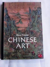 Chinese  Art       英文原版  铜版纸印刷