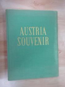 外文书  AUSTRIA  SOUVENIR    硬精装