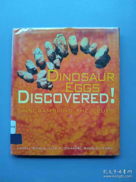 《Dinosaur Eggs Discovered》(发现恐龙蛋)