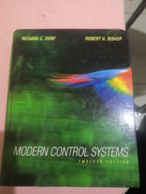 《现代控制系统》(Modern Control Systems)第十二版