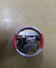 生肖鼠年纪念币