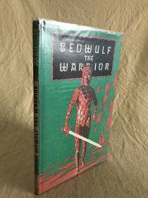 Mark Severin插图本:Beowulf The Warrior 《贝奥武夫》