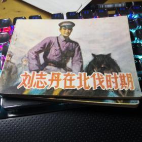刘志丹在北伐时期(量少连环画)