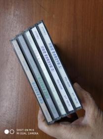 老版 新概念英语磁带九盒