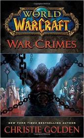 【全新原版现货】魔兽世界:战争World of Warcraft: War Crimes9780743471305
