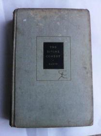The Divine Comedy :Inferno; Purgatorio; Paradiso ( Modern Library)     但丁神曲    英文原版 [布面精装  现代文库旧版一卷全]