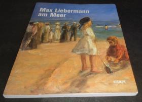 2手德文 Max Liebermann am Meer 马克思利伯曼 xdb20