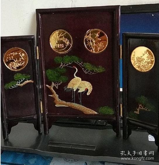 上海造币厂早期梅兰竹菊纪念章特价处理