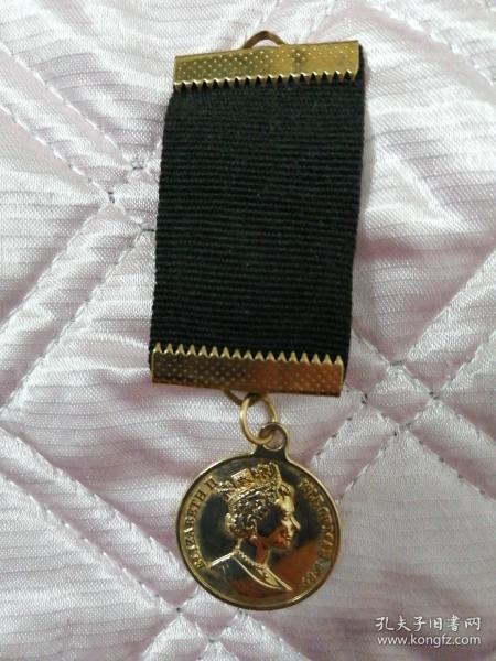 1945年,二战时期英国胜利纪念章