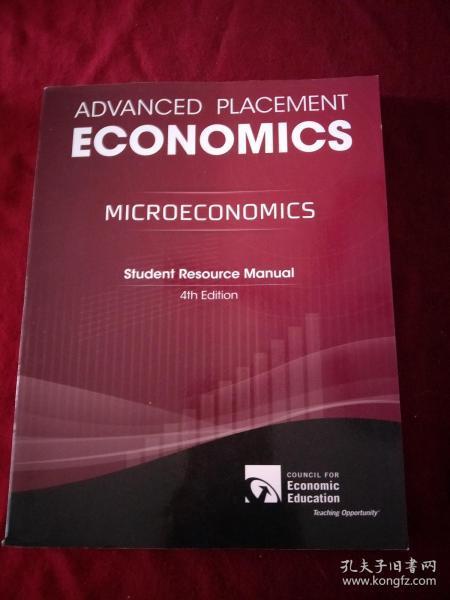 Advanced Place : Economics: Micro 4th isbn9781561836703